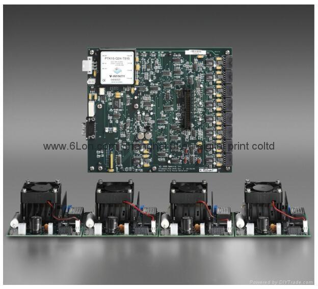 富士Dimatix喷头控制开发板
