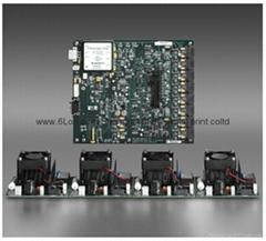 富士Dimatix噴頭系統控制開發板