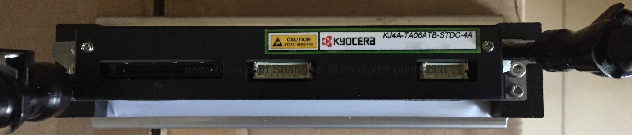 京瓷 KJ4A-TA06ATB-STDC-4A喷墨打印头