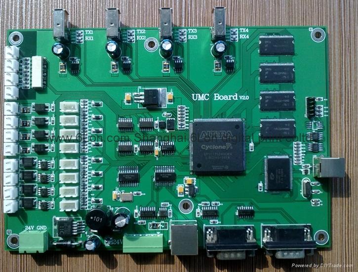 gen5 系統控制主板