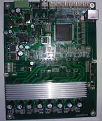 理光gen5單pass打印控制系統
