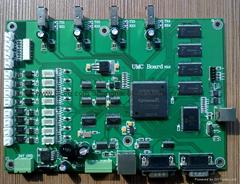 柯尼卡KM1024i單pass打印控制系統