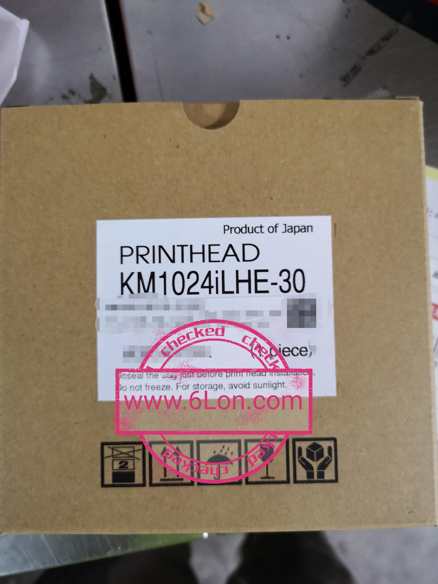 柯尼卡KM1024iLHE-30喷墨打印头 2