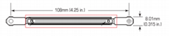 Dimatix 北极星PQ256 85PL灰度喷头