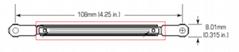 Dimatix 北極星PQ256 85PL灰度噴頭