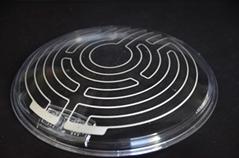 IME膜內注塑可拉伸導電銀漿