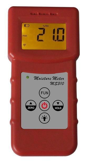 Inductive moisture meter Textile moisture meter  1