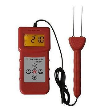 Tobacco Leaf Moisture Meter MS320 1