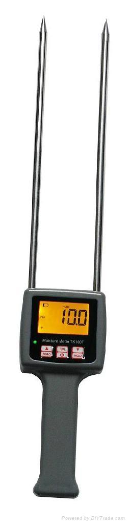 High-Accuracy Hay Moisture Meter  3