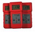 Inductive moisture meter Textile moisture meter  5