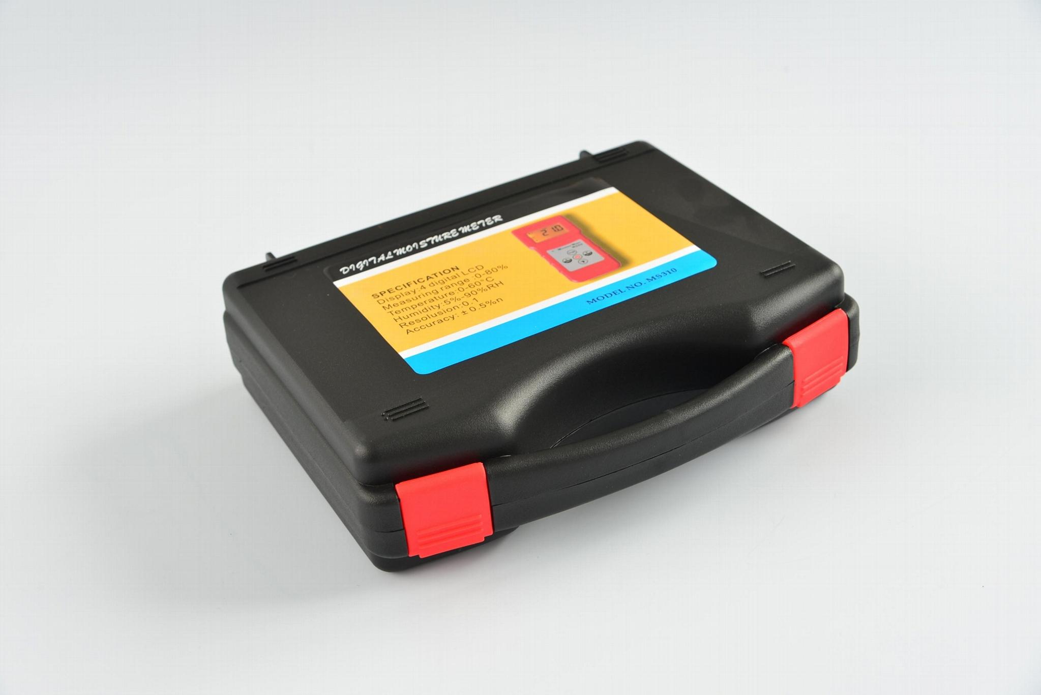Multifunctional Moisture Meter MS310-S 3