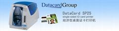 sp25plus 經濟型桌面証卡打印機
