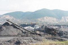 礦山常用皮帶輸送機多型號