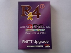 R4iTT RTS Upgrade 3DS Slot-1 Cartridge R4iTT 2014 DS CARD FOR NDSI 3DS V6.30