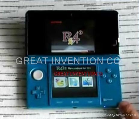 R4iTT RTS Upgrade 3DS Slot-1 Cartridge R4iTT 2014 DS CARD FOR NDSI 3DS V6.30 4