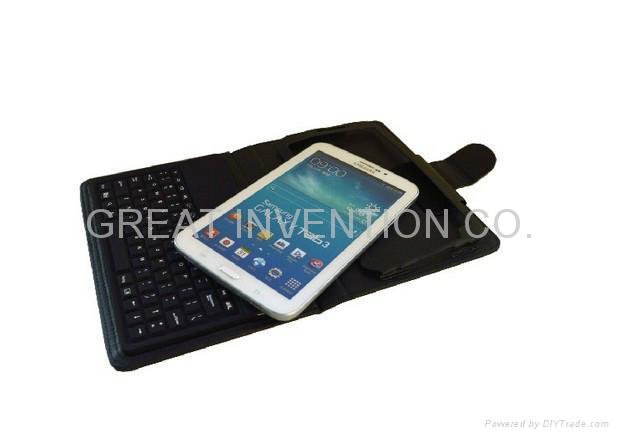 三星TAB3 P3200 蓝牙键盘 3