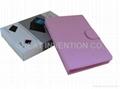 Wireless Bluetooth keyboard leather case for 7'' Samsung galaxy tab 3 P3200