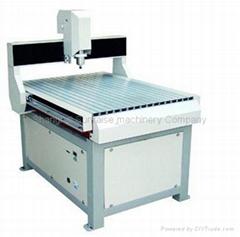 pvc pad cutting cnc router / plastic , pvc, pp, acrylic etc board cutting