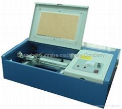 rubber stamp making machine  mini laser machine