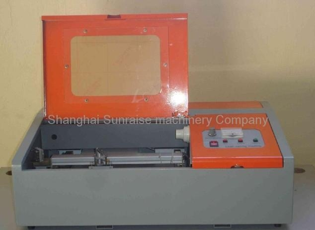 laser rubber stamp maker machine - SR-40L - SR (China ...
