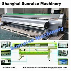 epson head  solvent printing machine YH-1800