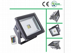 60w/70w/80w led floodlight