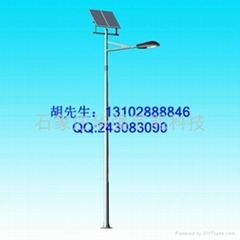 邢台太陽能路燈,邢台新農村太陽能路燈生產廠家,太陽能路燈配置