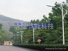 榆林太陽能路燈