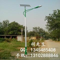 滄州新農村太陽能路燈