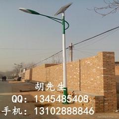延安太陽能路燈