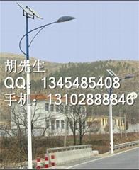 衡水太陽能路燈