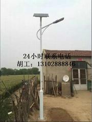 保定太陽能路燈