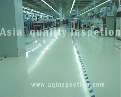 Factory audit 1