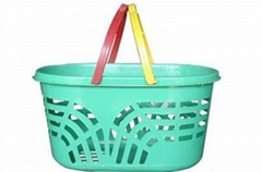 塑料籃模具