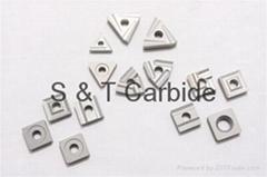 Tungsten Carbide Indexable Inserts