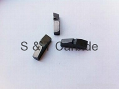 Carbide Notched Tips,inserts