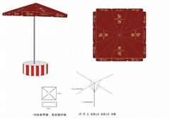 武汉广告帐篷制作