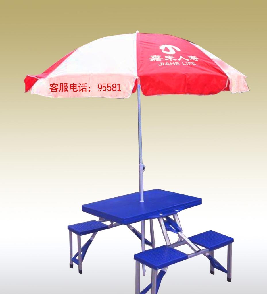 南京帝璽防風太陽傘 4