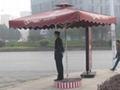 寧夏帝璽防風戶外廣告太陽傘