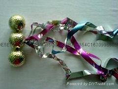 Golf ball ribbon
