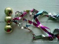 Golf ball ribbon
