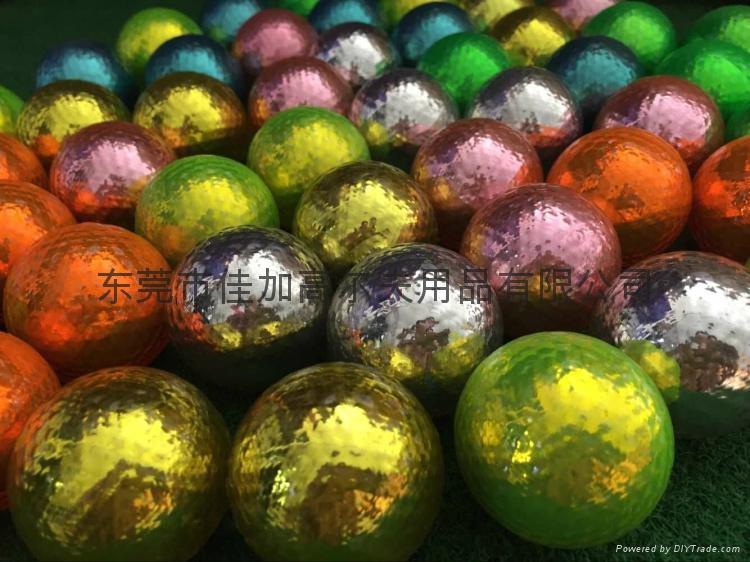 高爾夫金屬球 2