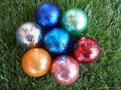 高尔夫金属球
