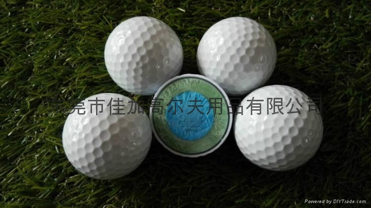 高爾夫四層比賽球 1