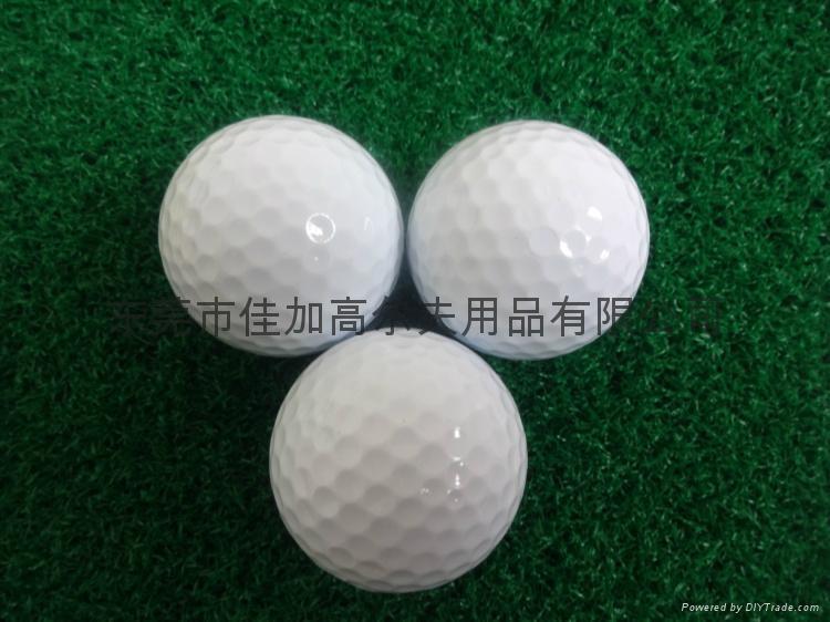 高爾夫四層比賽球 3