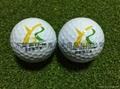 高爾夫雙層練習球 4