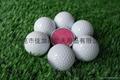 高爾夫雙層練習球 3