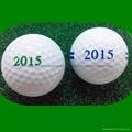 高尔夫单层练习球
