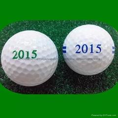 高爾夫單層練習球