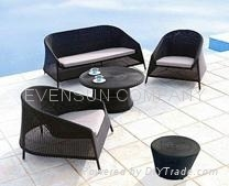 sofa set, outdoor furniture, wicker furniture